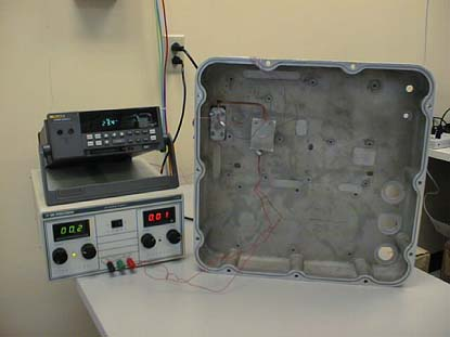 Thermal testing equipment